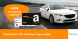 KFZ Versicherung über Verivox wechseln + 60€ BestChoice-/Amazon Gutschein