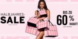 Victoria's Secret Sale mit bis zu 60% Rabatt + 25% Gutschein auf Sale