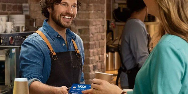 Visa Cashback Aktion: 2% Cashback auf Einkäufe mit Visa-Zahlung