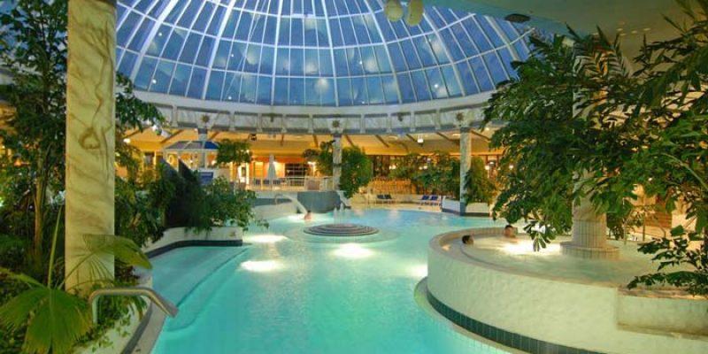 Übernachtung im Vital Hotel Frankfurt + Rhein-Main-Therme für 129€ (2 Personen)