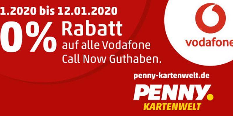 Vodafone CallNow Guthaben mit 10% Rabatt kaufen – Handyverträge abbezahlen