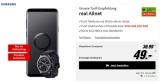 Vodafone real Allnet Flat (8 GB) + Galaxy S9 Plus + Gear S3 Frontier für 36,99€