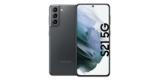 Vodafone Smart L Tarif: Samsung Galaxy S21 5G + 7GB LTE für 29,99€/Monat