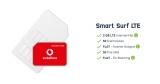 Vodafone Smart Surf LTE Tarif (Sim-only) für 3,99€ pro Monat – 2 GB LTE & 50 Freiminuten