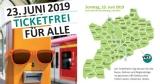 VRS Ticketfrei Tag: Kostenlos mit Bus & Bahn im Verkehrsverbund Rhein-Sieg [am 23.06.2019]
