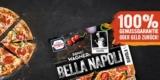 Kostenlos: Wagner Pizza Bella Napoli (versch. Sorten) gratis testen durch Geld Zurück Aktion