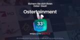 waipu.tv Osterangebot: 12 Monate Perfect Plus Abo für 8,70€/Monat (33% Rabatt) – 161 TV Sender (davon 136 in HD)