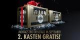 Warsteiner Cashback Aktion: 2 Kästen Bier zum Preis von 1