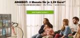 Watchever Angebot: 3 Monate für je 2,99€ – Unbegrenzt Filme & Serien online schauen!