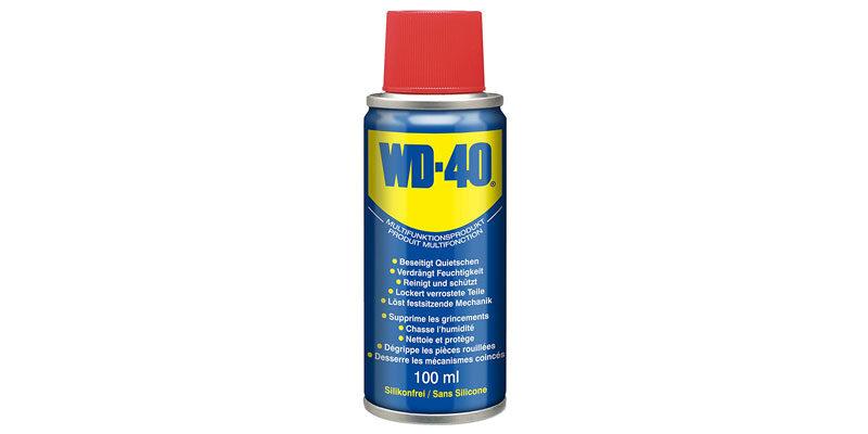 WD-40 Universalspray (100 ml Sprühdose) für 2,59€