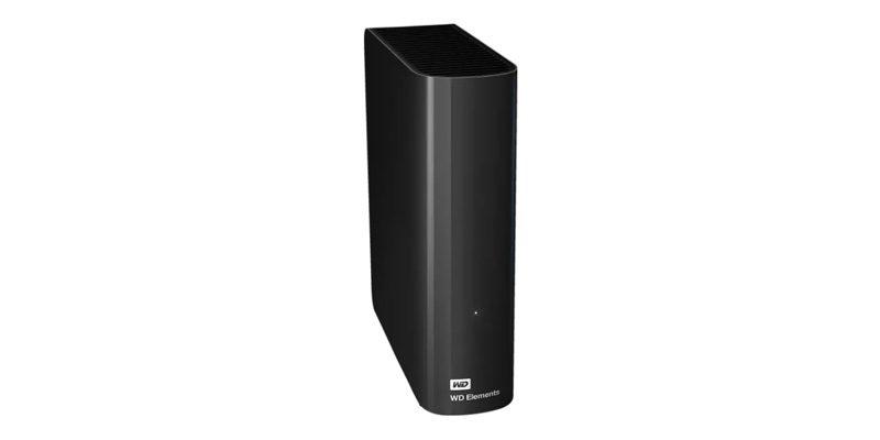 WD Elements Desktop 14 TB Externe Festplatte für 215,99€
