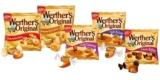 Werther's Original Geld Zurück Aktion: 2x Packungen (Toffees, Bonbons, Eclairs) mit Karamell gratis testen