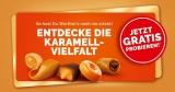 Werther's Original Cashback Aktion: 4 Produkte gratis testen
