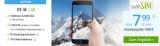winSIM LTE All 2 GB Tarif mit 2 GB LTE & All-Net-Flat für 7,99€/Monat