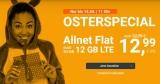 winSIM Osterspecial: winSIM Allnet Flat + 12 GB LTE Internet für 12,99€/Monat (monatlich kündbar)