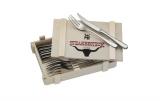 WMF Steakbesteck 12-teilig in Holzkiste für 24,99€