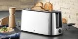 WMF Bueno Pro Doppel-Langschlitztoaster (z.B. 4 Toasts) für 44,99€