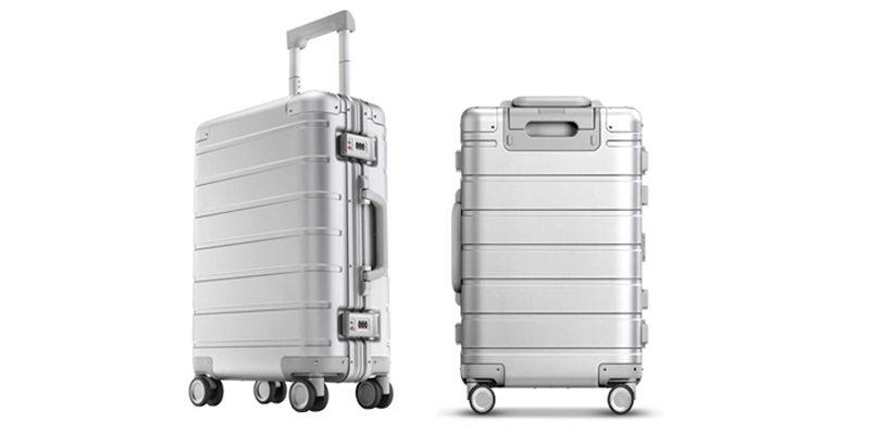 Xiaomi Mi Hartschalen Handgepäck Koffer (31 Liter) aus Metall für 131,74€