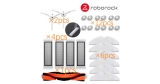 Xiaomi Roborock Saugroboter Ersatzteile (HEPA-Filter, Bürste, Wischmop, etc.) für 15,25€