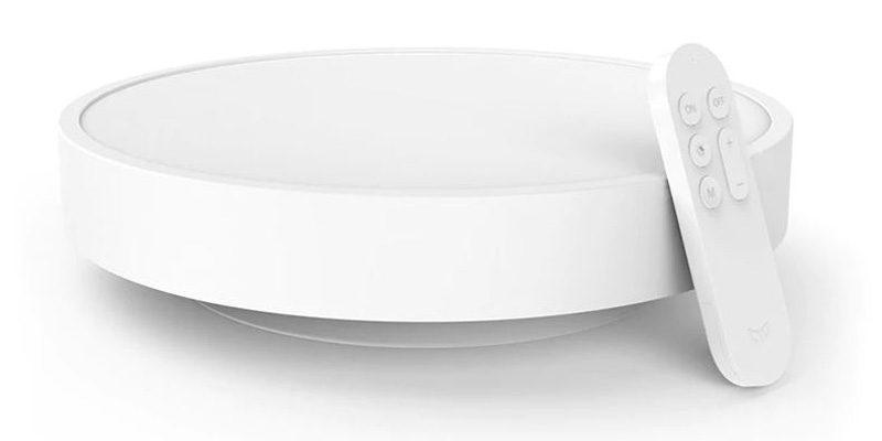 Xiaomi Yeelight Smart LED Deckenleuchte (dimmbar & kompatibel mit Alexa) für 49,70€