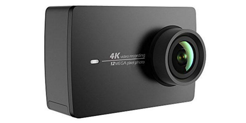 Yi 4K Action Cam (4K30, 1080p120) für 74,99€ bei Amazon