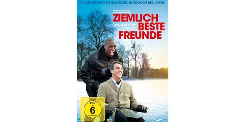 """Film """"Ziemlich beste Freunde"""" kostenlos als Stream in ARD Mediathek"""